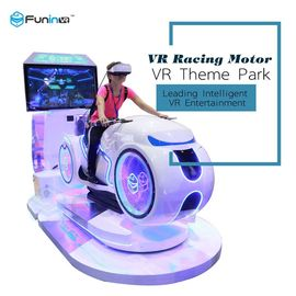 Funny Virtual Reality Equipment / Full Motion Simulator Certyfikat CE