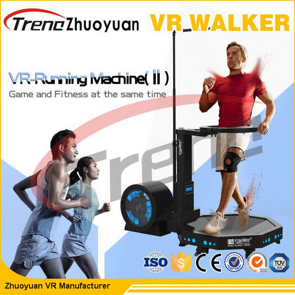 1080P HD VR Glasses Treadmill Virtual Reality Equipment For Amusement Park