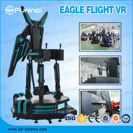 Unikalny symulator VR Stand Up Flight dla Movie Cinema 1260 * 1260 * 2450 mm